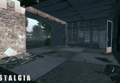 «NOSTALGIA» — мод сталкер для Fallout 3!